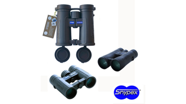 SNYPEX Is Proud to Introduce Its New Profinder HD Binoculars Series