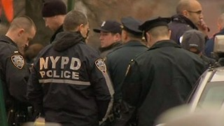 Raw: NYPD Officers Killed in Ambush Attack