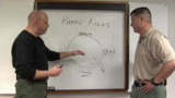 Train to Avoid Panic: Defensive Tactics