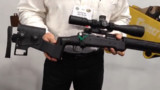 SHOT Show 2015: Sisk Tactical Adaptive Rifle