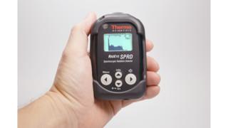 RadEye SPRD (Spectroscopic Personal Radiation Detector)