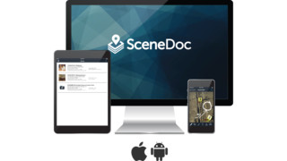 SceneDoc Mobile Smartphone/Tablet-based Software Platform