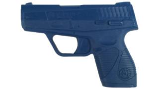 Taurus PT709 Slim Compact 9mm Pocket Training Pistol Bluegun Replica