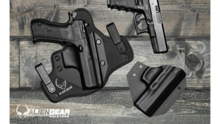 Alien Gear Holsters' Unique Swappable Shell System