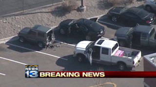 Albuquerque Police Officer Wounded