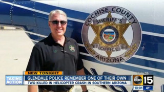 Retired Officer Killed in Helicopter Crash