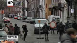 Anti-Terror Raids Net Arrests in Belgium