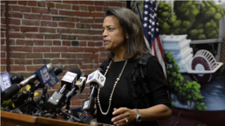 Deputy's Widow to Attend Obama Speech