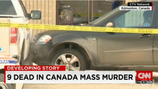 Nine People Dead in Edmonton Mass Murder