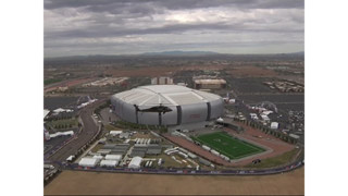 Securing the Super Bowl From the Air and Ground