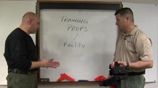 Realistic Training Weapons: Defensive Tactics Technique