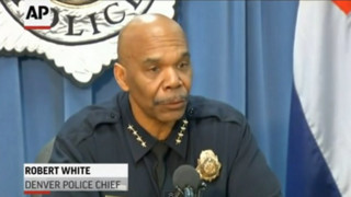 Denver Police: Not Clear How Officer Was Hurt