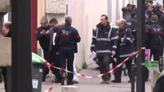 Two Brothers Sought in French Manhunt