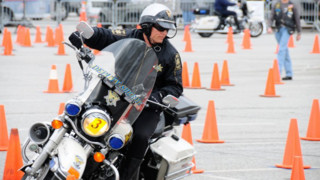 Police Motorcycle Training: A Long and Winding Road