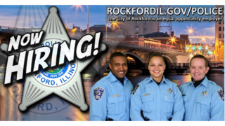 Police Officer - City of Rockford, Ill.