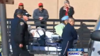 Texas Police Officer Shot in Face