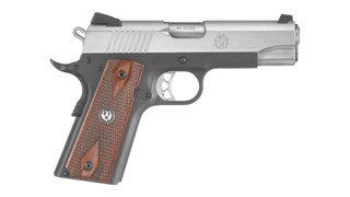 Ruger Introduces the SR1911 Lightweight Commander-Style Pistol