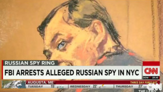 FBI Busts Alleged NYC Russian Spy Ring