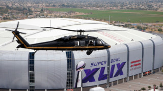 Border Protection Lends a Hand for Super Bowl