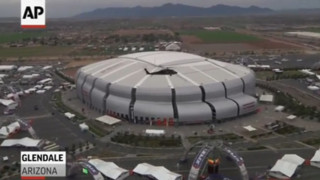 Securing the Super Bowl From Air and Ground