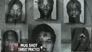 Chief Bans Mugshots From Target Practice