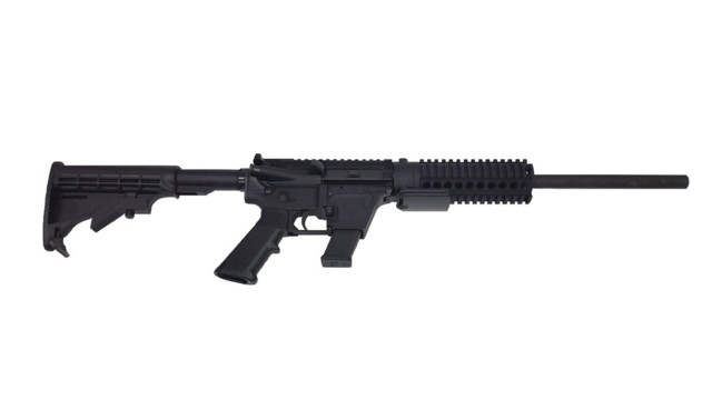 9mm Hydra Rifle, designed to use GLOCK Magazines
