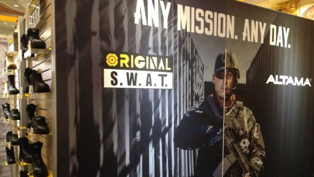 SHOT Show 2015: Original S.W.A.T. Expands