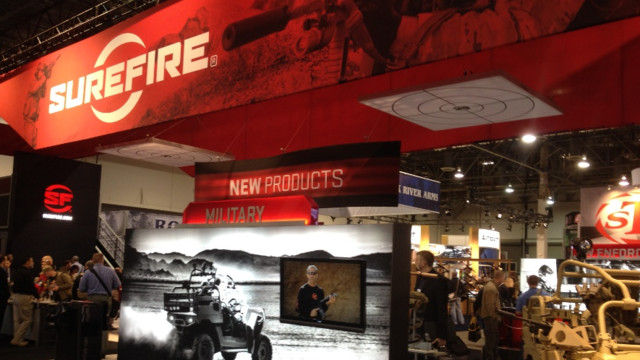 SHOT Show 2015: Photos From Day 4 in Las Vegas