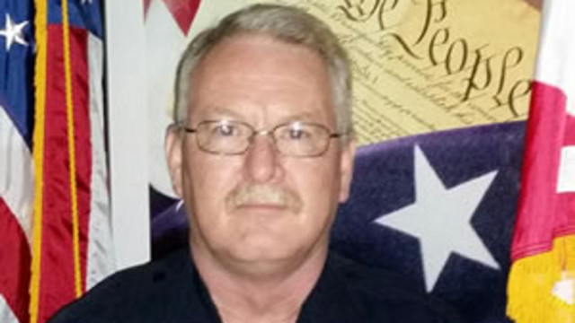 Alabama Police Officer Collapses, Dies On Duty