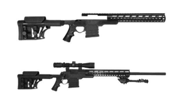 A*B Arms MOD*X Modular Rifle System for the Remington Model 700