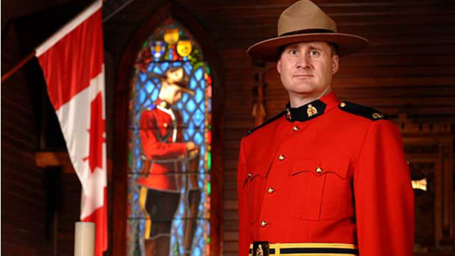 Canadian Constable Shot in Head Dies