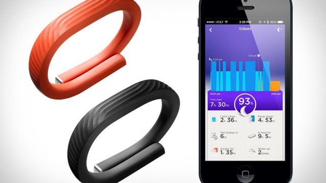 Review: Jawbone UP24 Fitness Tracker & App