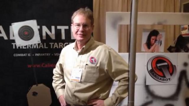 SHOT Show 2015: Targetbot Target System
