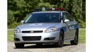 Chevrolet Impala 2015 Limited Police Vehicle