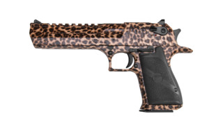 Magnum Research® Goes Wild with Desert Eagle Cheetah