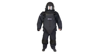 ERGOTEC 4025 Explosive Ordinance Disposal (EOD) Suit