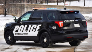 Ford Unveils New Police Interceptor Models
