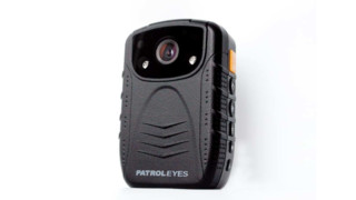 PatrolEyes HD 1080P Body Camera