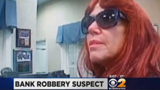 Hunt On for Wig-Wearing Bank Robber in N.J.