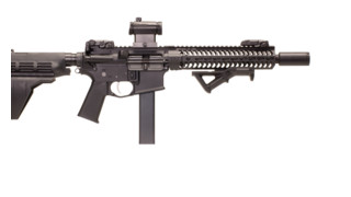 BR4 Attache 9mm Pistol AR