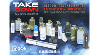 Mace® Launches Less-Lethal Tactical Munitions Products at SHOT Show