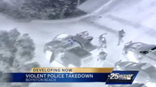 Florida Police Release Video From Pursuit