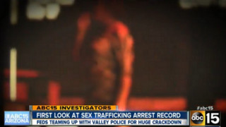 Juvenile Sex Trafficking on the Rise in Arizona