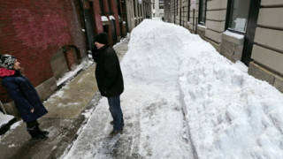 Massachusetts Police See Cases of 'Snow Rage'