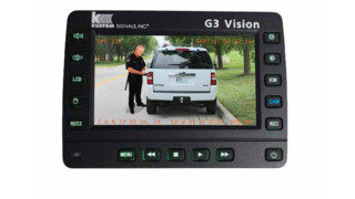 Anywhere Monitor Controller (AMC) for G3 Vision in-car video system