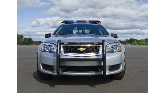 Chevrolet Caprice Police Patrol Vehicle (PPV) 2015