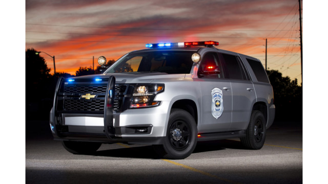 Chevrolet Tahoe Special Service 2015