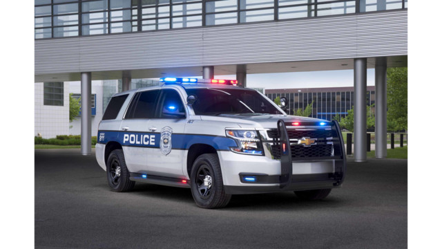 Chevrolet Tahoe Police Pursuit Vehicle (PPV) 2015