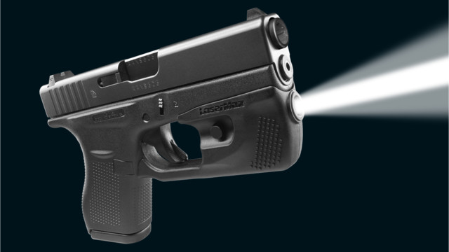 CenterFire WeaponLight for Glock 42
