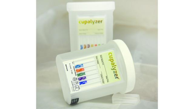 Cupalyzer Urine Screening Device